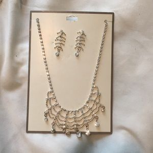 Jewelry - Never Opened Necklace Earring Set